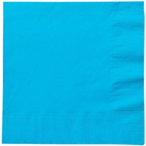 Island Blue Lunch Napkins 20 Count (Case Qty: 720)