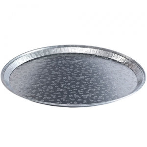 "Aluminum 18"" Flat Tray (Case Qty: 25)"