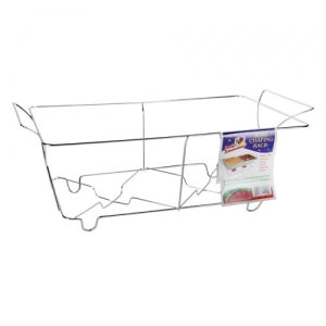 Full Size Wire Chafing Sleek Rack (Case Qty: 50)