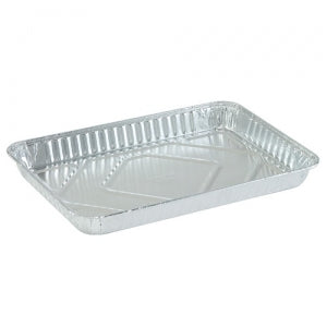 Aluminum 1/4 Sheet Cake Pan (Case Qty: 100)