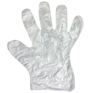Poly Disposable Deli Gloves (Case Qty: 10000)