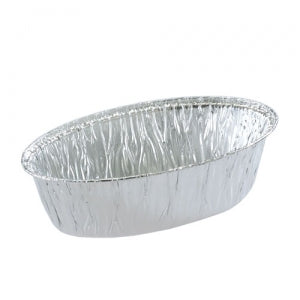 Aluminum Small Oval Baking Pan (Case Qty: 600)