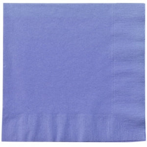 Hydrangea Lunch Napkins 20 Count  (Case Qty: 720)