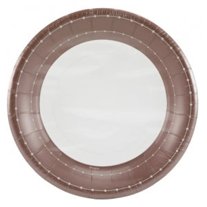 "Beaded - Rose Gold - 7"" Plate (Case Qty: 1296)"