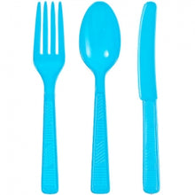 Island Blue Combo Cutlery 48 Count (Case Qty: 2304)