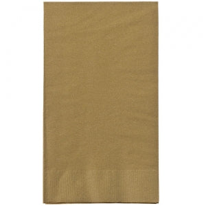 Gold Guest Towels 16 Count (Case Qty: 576)