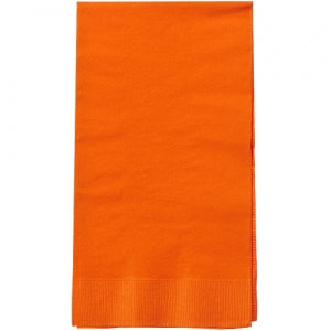 Orange Guest Towels 16 Count (Case Qty: 576)
