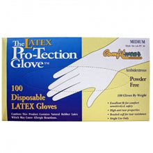 Medium Latex Powder Free Gloves (Case Qty: 1000)