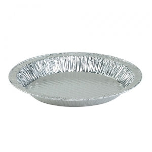 "Aluminum 9"" Pie Pan (Case Qty: 200)"