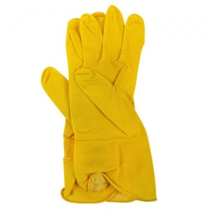 Rubber Gloves 12 Pair (Case Qty: 12)