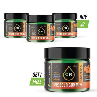 gummies bundle energy focus