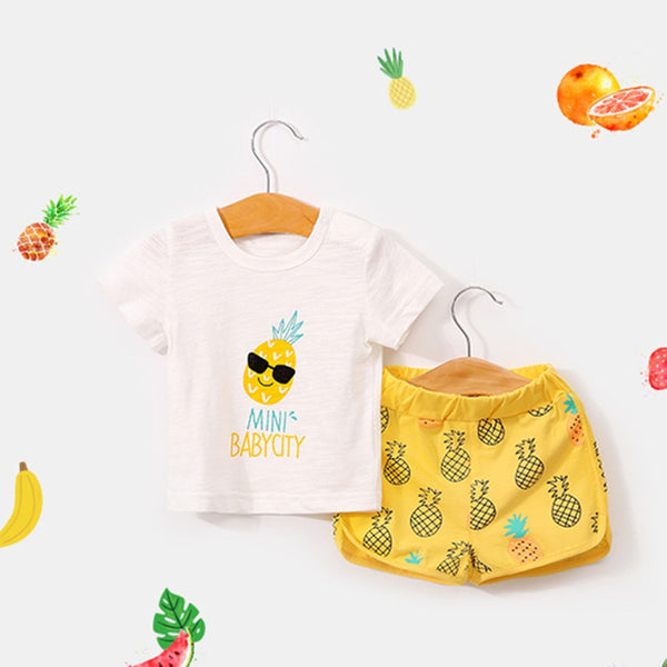 Fruit Baby Clothing