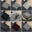 1 PC Fashion Children Baby Kids Boys Girls Winter Warm Scarf Soft Cotton Five Stars Print Ring