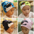 1 pcs Hot sale Baby Hat Spring Fall Hats for Children Knitted Sheep Newborn Photography Props I