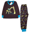100% cotton boys Christmas Pajamas Children's Sleepwear Baby Reindeer Night Wears Kids Pyjamas