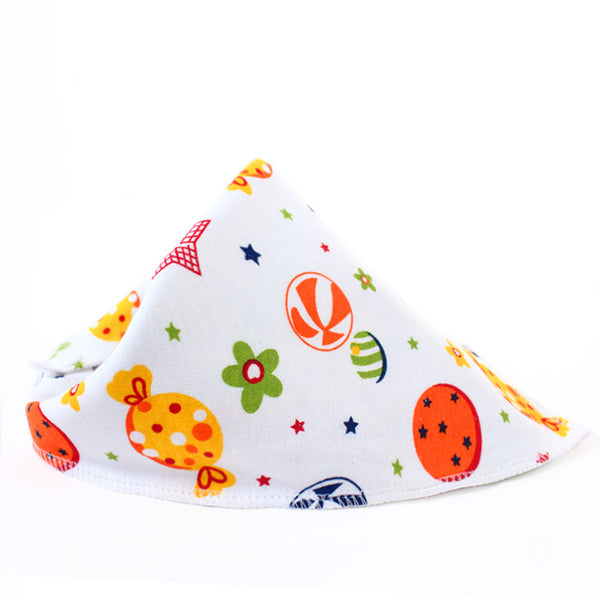 10PCS BABY BIBS High Quality Newborn Cartoon Babana Baby Bibs Baby Girls and Boys Cotton Kids Baby ZJ-6R9