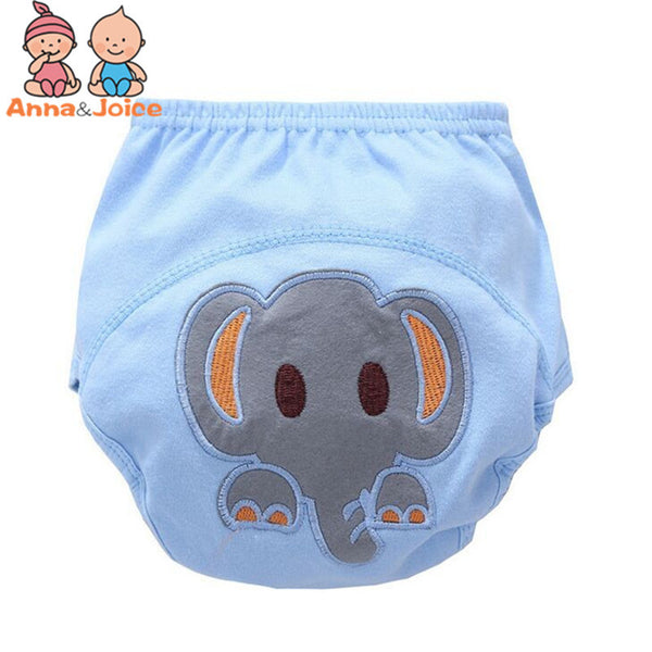 10pcs  Baby Bolsas Washable Diapers/100% Cotton Diapers/baby boys girls Training Pants