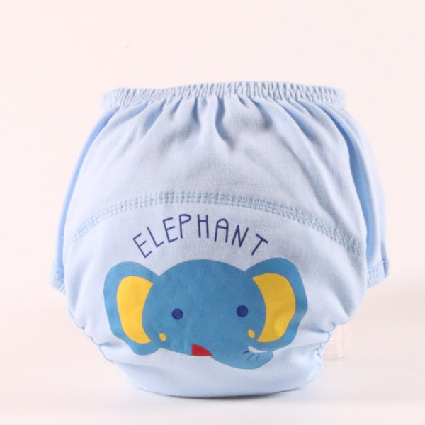 10pcs/lot Pa&maLearning Pants Baby Diaper Cloth Diapers Washable Diapers  Cover Disposable Suit