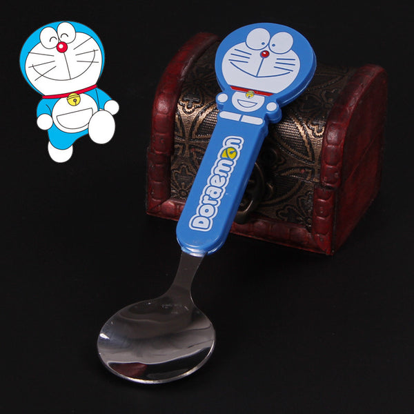 16 cm long-handle spoon in the small stainless steel spoon child tableware spices spoon Utensils