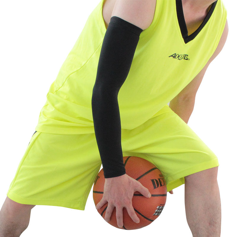 0411e05601 1Pcs Breathable Quick Dry UV Protection Running Arm Sleeves Basketball –  Beal | Daily Deals For Moms