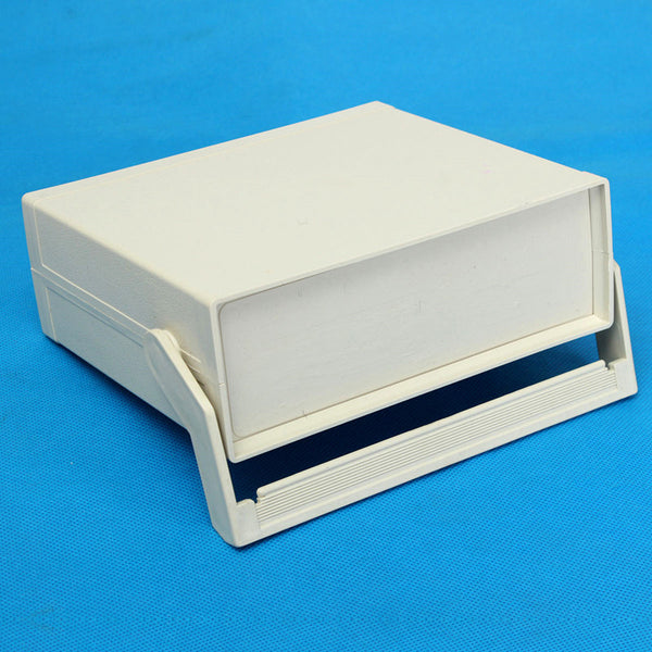 200*175*70mm Waterproof White Plastic Enclosure Project Box Instrument Desk Case Shell With