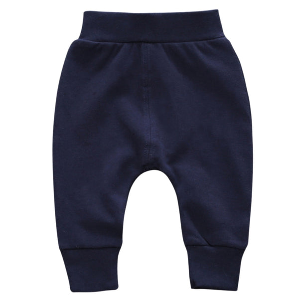 2017 Autumn Winter Newborn Infant Baby Boys Girls Thick Pants Bloomers PP long Harem Cotton Pants