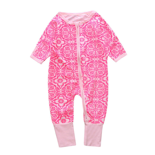 c50a690027e7 2017 Baby Girl Clothes Autumn Baby Romper Spring Newborn Baby ...