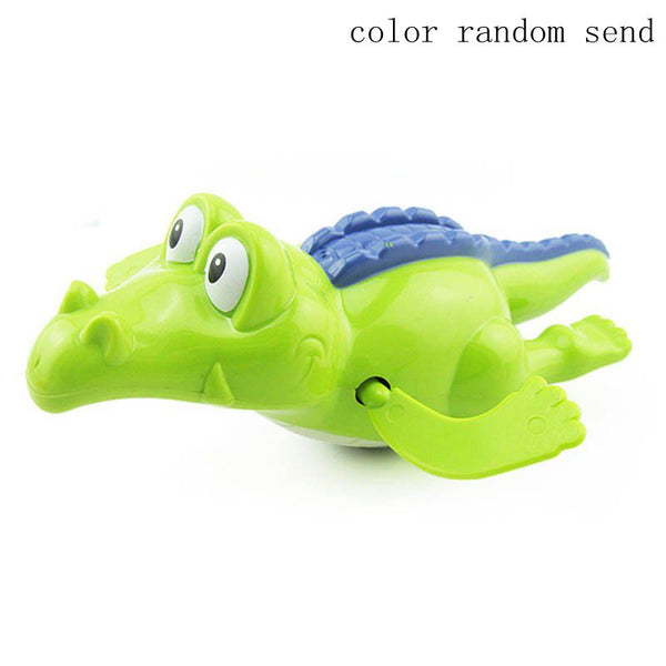 2017 Baby Swim Play Toys For Children Wind Up Toys Baby Shower Swimming Pool Animal Bath Toy Pool Accessories For Baby Kids Gift