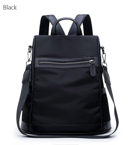2018 Fashion Women Waterproof Oxford Backpack Famous Designers Brand Shoulder Bag Leisure Backpack