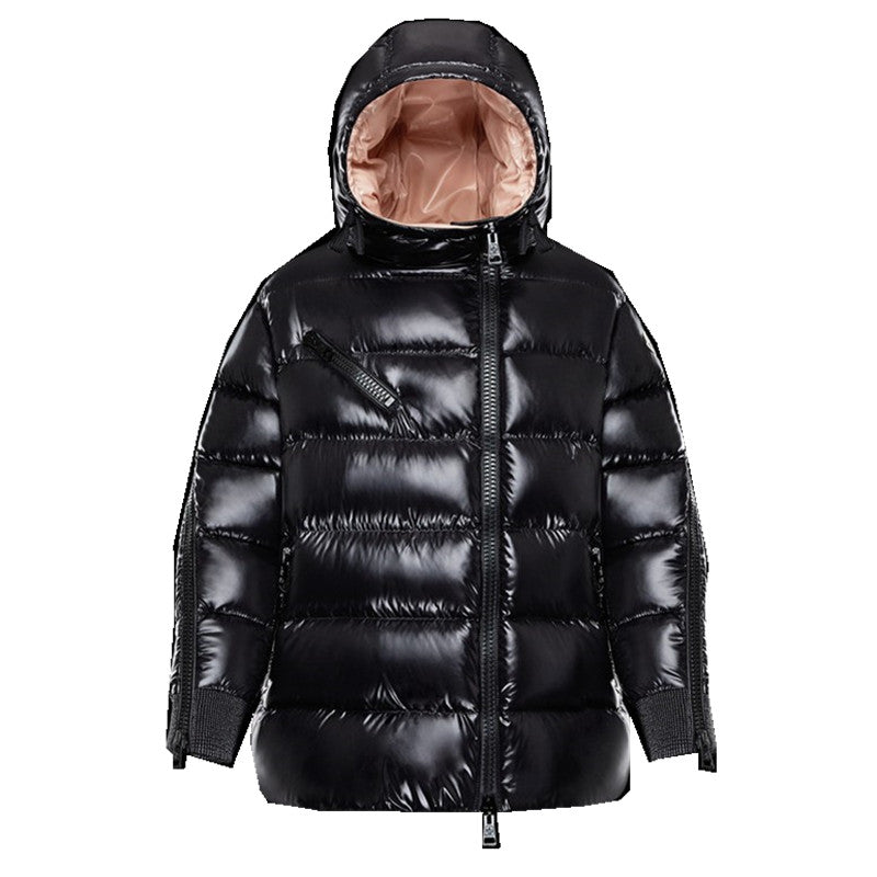 ad76c20dd3e55 2018 New High-End Brand 90% White Duck Down Coats Ladies Winter Warm ...