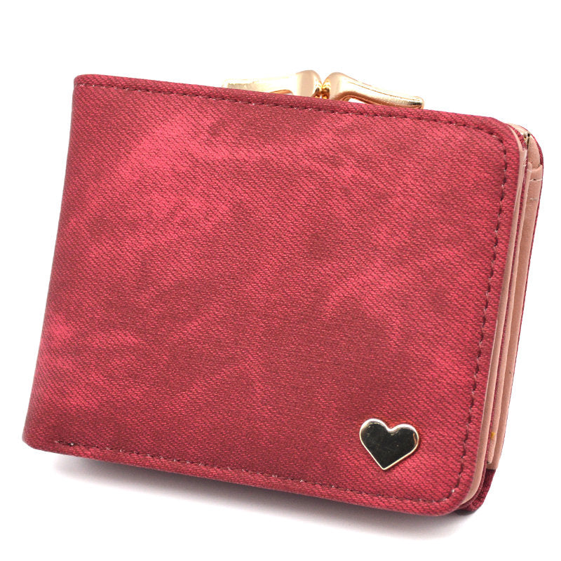 2018 New Woman Wallet Small Hasp Coin Purse For Luxury Brand Lady