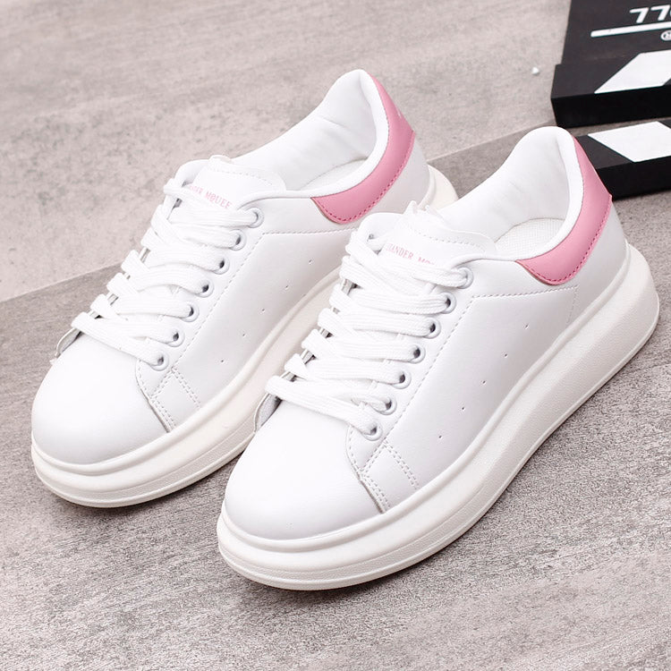 b62447a0a7 2018 Spring New Designer Wedges White Shoes Female Platform Sneakers Women  Tenis Feminino Casual Female Shoes Woman – Beal | Daily Deals For Moms