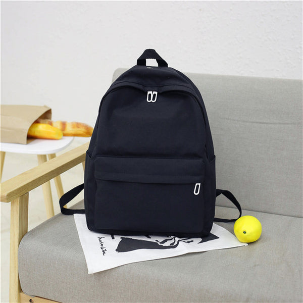 2018 student fashion large female travel backpack for school supplies casual women backpack fabric