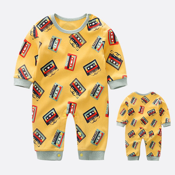 Cartoon Pattern Clothes