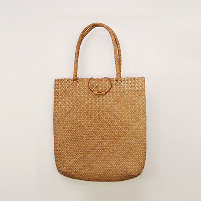 ARPIMALA 2018 Beach Bag for Summer Big Straw Bags Handmade Woven Tote Women Travel Handbags Luxury