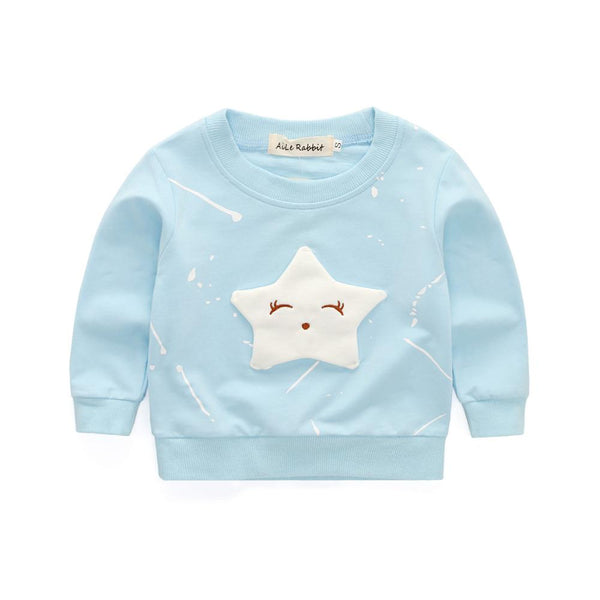 Baby Boys Girls Hoodies Clothes Children Winter Sweatshirts Toddler Casual Sweater Kids Hoodies