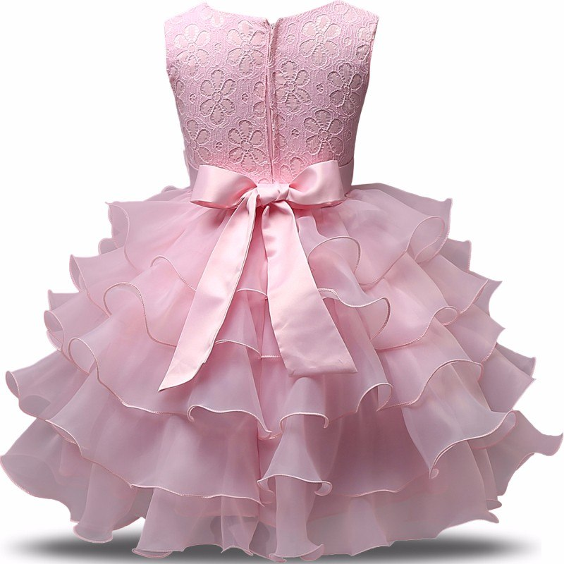 ffda95514 Baby Girl Clothes Kid Evening Dress Girls Wedding And Party Dresses ...