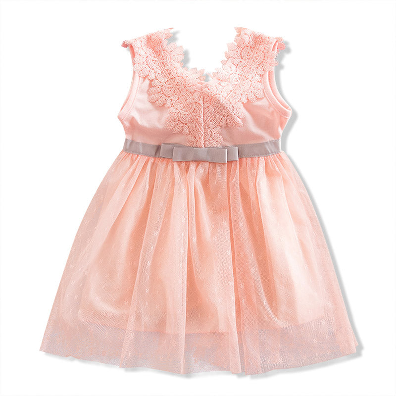 Baby Girl Dress girls Wedding clothing Princess Christening infant ...