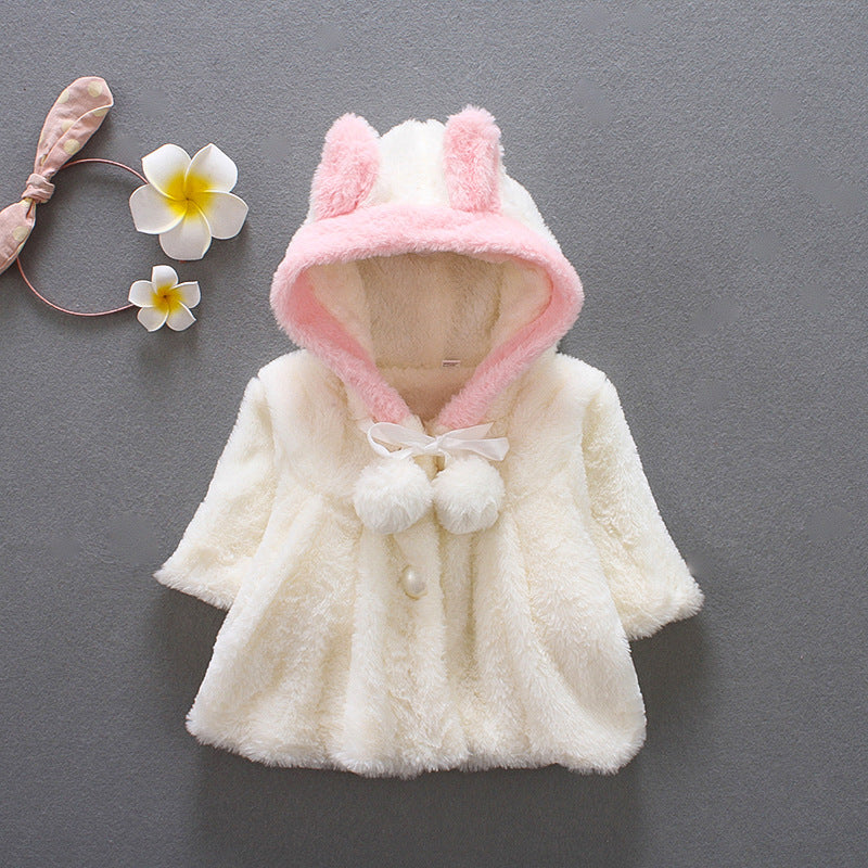 a240297ee13c Baby Girl Jackets Girls Outerwear Coats Coats Winter Kids Jacket Velou –  Beal