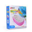 Baby Inflatable Bathtub Swimming Pool Newborn Anti-slip Padded Folding Bath Shower Basin Children Portable Bath Tub Swim Pool