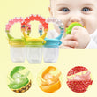 Baby Pacifier Fresh Food Milk Nibbler Feeder Kids Nipple Feeding Safety Baby Supplies Nipple Teat Pacifier Bottles Feeding Tool