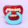 Baby Pacifier Funny Dummy Nipple Teether Soother Toddler Pacy Orthodontic Teat Silicone Infant Mother Kids Feeding Products