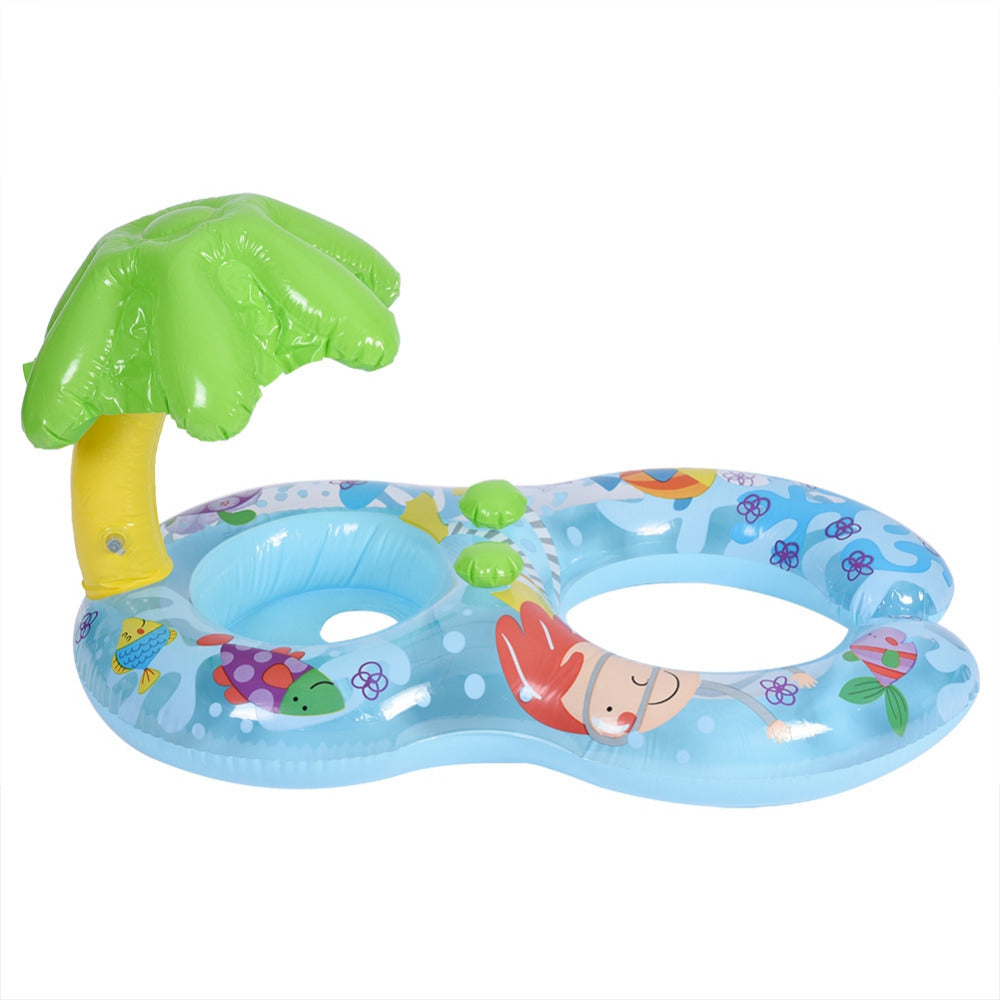 Baby Swimming Ring Inflatable Infant Floating Kids Swim Pool ...