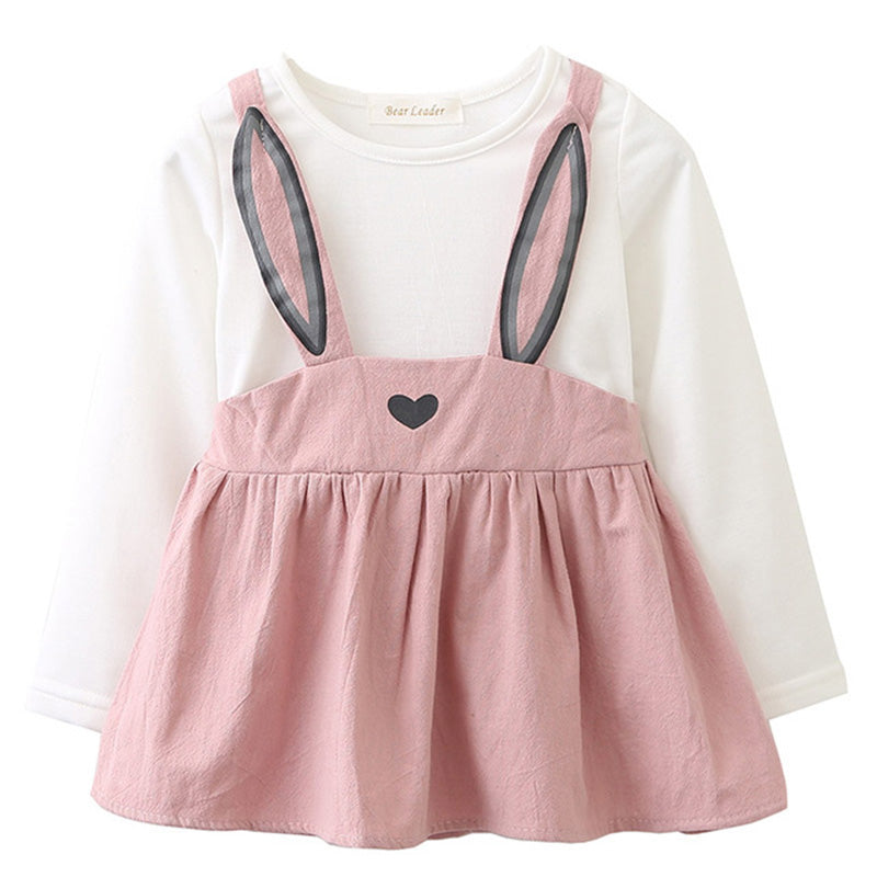 17e012c65706 Bear Leader Baby Dresses 2018 New Spring Baby Girls Clothes Cute Carro –  Beal | Daily Deals For Moms