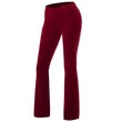CALOFE Summer 2018 Fashion Casual Pants Women Elegant Solid Skinny Flare Pants Ladies Streetwear