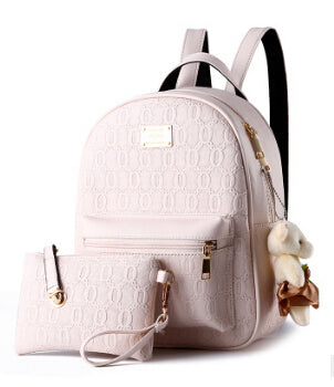 54a36e0016 COOL WALKER NEW Fashion Designed Brand Backpack Women Backpack Leather  School Bag Women Casual Style Backpacks + Small Bags – Beal