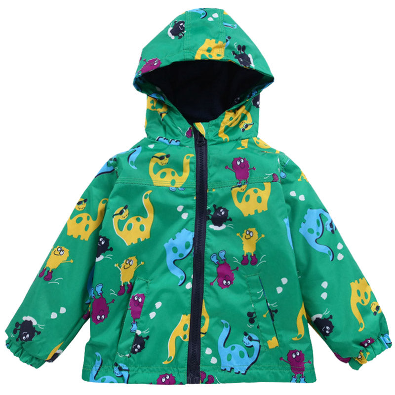 durable in use rational construction top-rated cheap Children Clothing 2018 Winter Autumn Sweater Jackets For Boys Kids Dinosaur  Outerwear For Boys