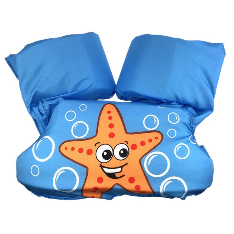 Children Swimming Pool Accessories Vest Jackets Kids Water Sports Jacket  Baby Learn Swimming Snorkeling Buoyancy Vest