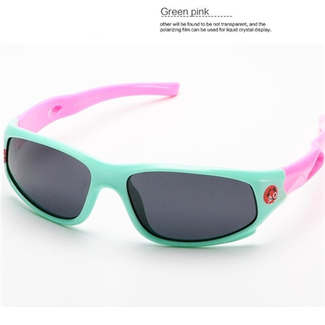 Cute Baby Polarized Sunglasses Kids Child Girls Boys Sport Goggles TR90 Polaroid Sun Glasses