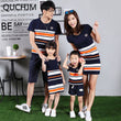 Family Matching Outfits Family Clothing Mother and Daughter Dress Clothes Father and Son T-shirt Clothes Family Clothing Sets